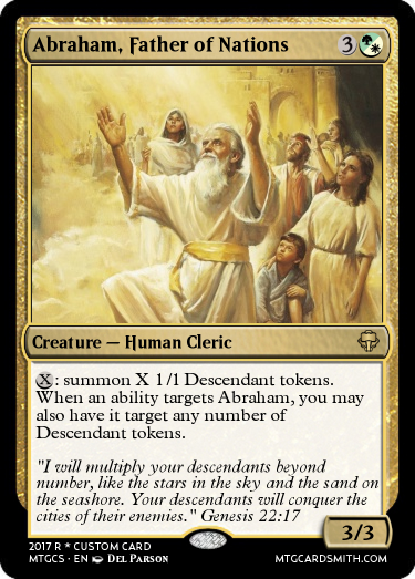 Abraham, Father of Nations