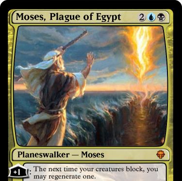 The Bible in Magic: the Gathering
