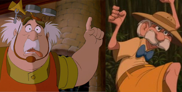 Belle n Janes Father