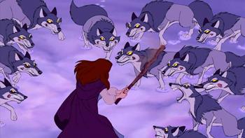 Belle Wolves more