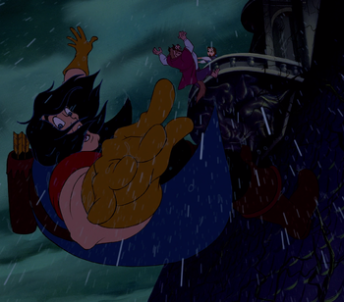 Gaston Fall