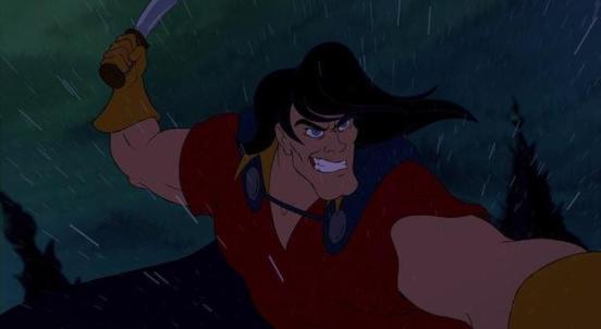 Gaston sword
