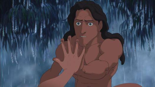 Tarzan-Hand