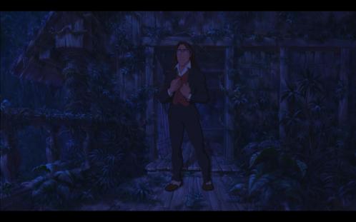 Tarzan suit